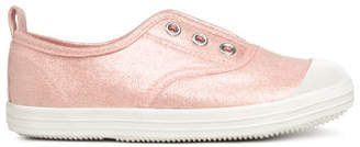 H&M Shimmering Sneakers - Pink