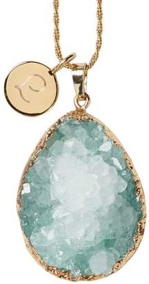 Mark And Graham Long Geode Necklace