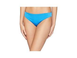 Bikini Lab THE Solid Cinched Back Hipster Bikini Bottom