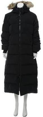 Canada Goose Mystique Fur-Trimmed Parka Coat