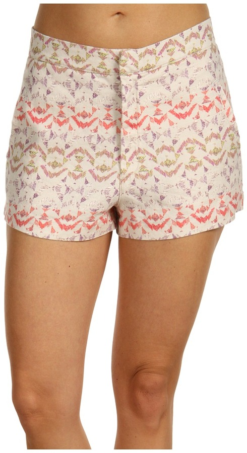 Free People - High Waist Printed Short