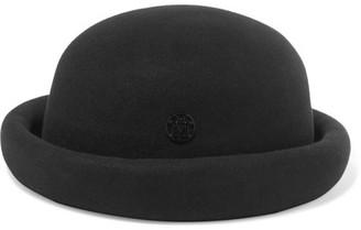 Reese Wool-felt Hat - Black
