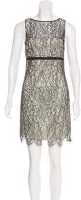 RED Valentino Lace Mini Dress