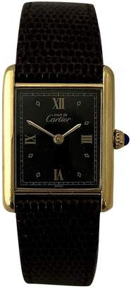 Cartier Tank Must watch