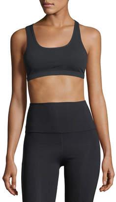 Beyond Yoga Levitate Medium-Support Strappy-Back Sports Bra
