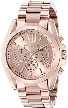 Michael Kors Roman Numeral Watch MK5503 Rose Gold