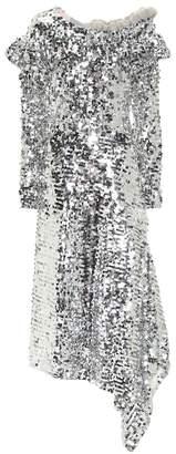 Preen by Thornton Bregazzi Jodie sequined dress