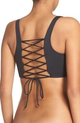Women's Cosabella Bisou Move Soft Cup Yoga Bralette $64 thestylecure.com