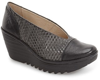 Women's Fly London 'Yena' Wedge Pump $169.95 thestylecure.com