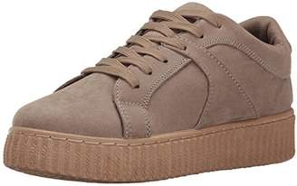 Qupid Women's Rematch-04a Fashion Sneaker