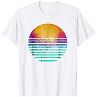 Vintage 80's Florida beach sunset retro t-shirt