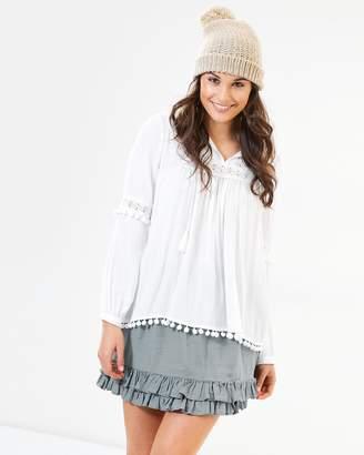 Sass Queen Of Ruffles Skirt