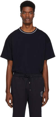 Burberry Navy Roedon T-Shirt