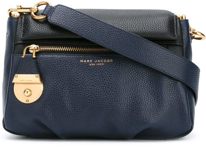 Marc Jacobs Marc Jacobs front pocket cross body bag