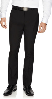 yd. BLACK CAHN SKINNY DRESS PANT