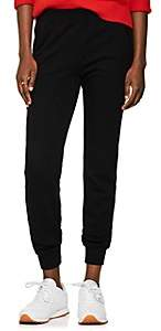 ATM Anthony Thomas Melillo Women's Cotton Slim Sweatpants - Black