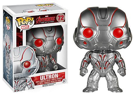 Ultron Pop! Vinyl Bobble-Head Figure by Funko - Marvel's Avengers: Age of Ultron