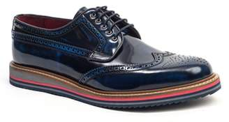 Jared Lang Doc Sandwich Sole Wingtip Oxford