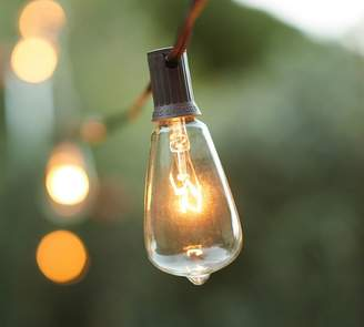 Pottery Barn Edison Bulb String Lights