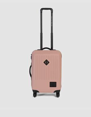 Herschel Small Trade Luggage in Ash Rose