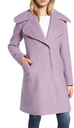 Kensie Oversize Collar Coat