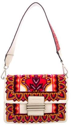 Etro Velvet Shoulder Bag