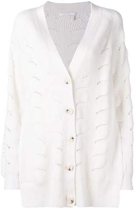 See by Chloe deep V-neck cardigan