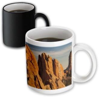Walter 3drose 3dRose Garden of the Gods, Colorado Springs, Colorado USA - US06 WBI0116 Bibikow, Magic Transforming Mug, 11oz