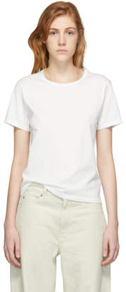 Our Legacy White First T-Shirt