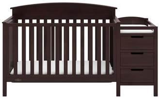 Graco Benton 5-in-1 Convertible Crib and Changer Combo