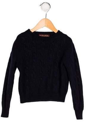 Brooks Brothers Boys' Wool Knit Sweater