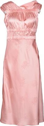 Topshop Knee-length dresses