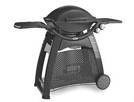 Weber Family Q (Q3100Au) Black Natural Gas