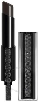 Givenchy / Rouge Interdit Vinyl Color Enhancing Lipstick (n16) Noir Revelateur