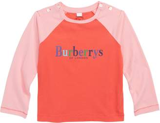 Burberry Archive Logo Print Shirt