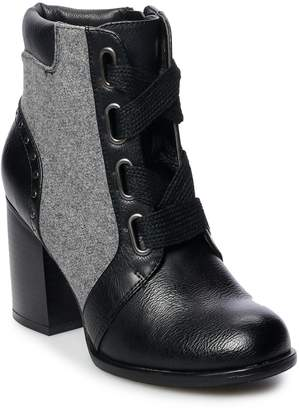 Apt. 9 Dial Women's High Heel Ankle Boots