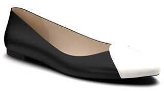 Women's Shoes Of Prey Loafer Ballet Flat $138.95 thestylecure.com