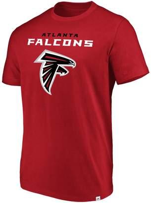 Majestic Men's Atlanta Falcons Flex Logo Tee