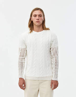 Our Legacy Popover Roundneck Sweater