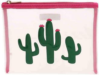 Lolo Stanley Cactus Cosmetic Bag - Women's
