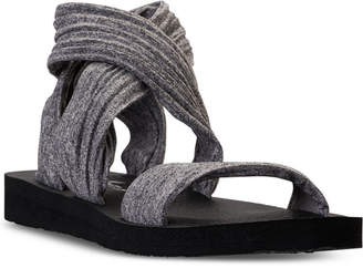 Skechers Women's Cali Meditation - Still Sky Sandals from Finish Line