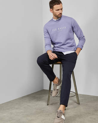 Ted Baker SWEAT Branded anniversary sweatshirt
