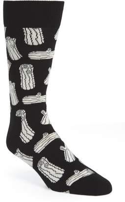 Happy Socks Log Socks