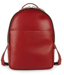 Giuseppe Zanotti Basic Leather Backpack