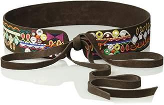 House of Boho Tie 100% Leather Belt