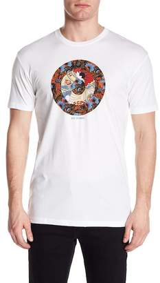 Ben Sherman Short Sleeve Hero Target Graphic Tee