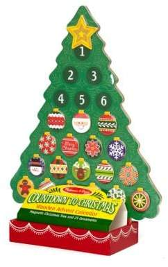 Melissa & Doug Holiday Countdown Calendar