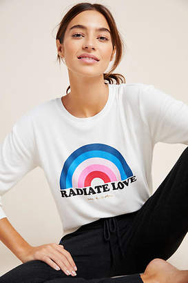 Spiritual Gangster Radiate Love Sweatshirt