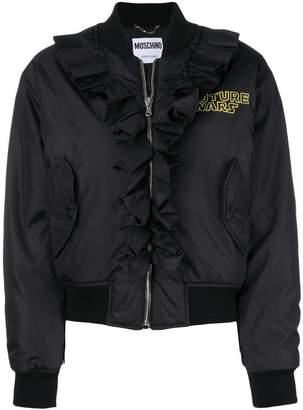 Moschino Wars bomber jacket