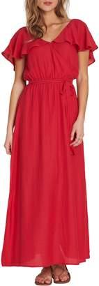 Billabong Dance All Night Maxi Dress